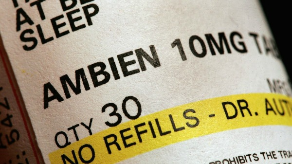 Ambien Strategy For Not Getting Enough Sleep